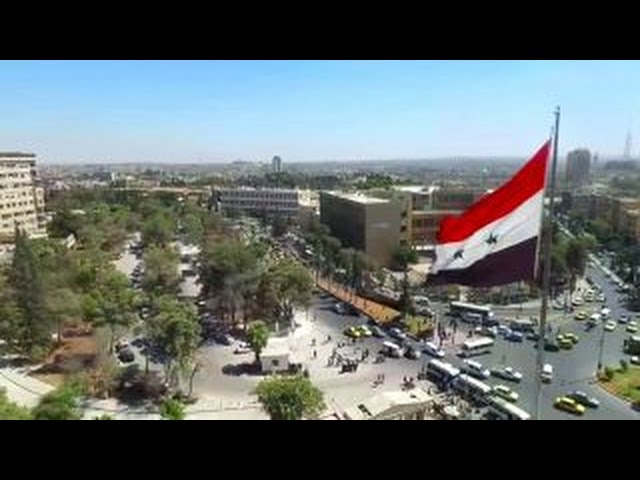 Syrian tourism video encourages travel to war-torn Aleppo