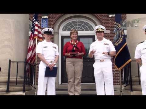 USS Norfolk Re-enlistment Ceremony, Dover, NH