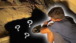WE FOUND A BODY IN THE SECRET ROOM!