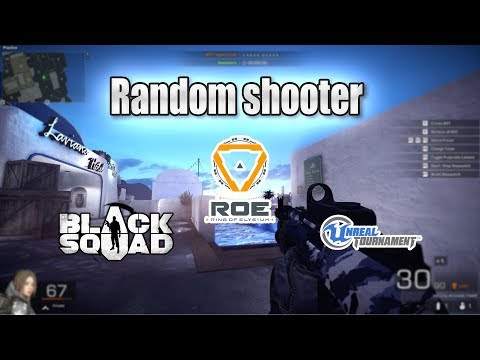 Random Demolition 18+ Random Shooter #14 | Black Squad