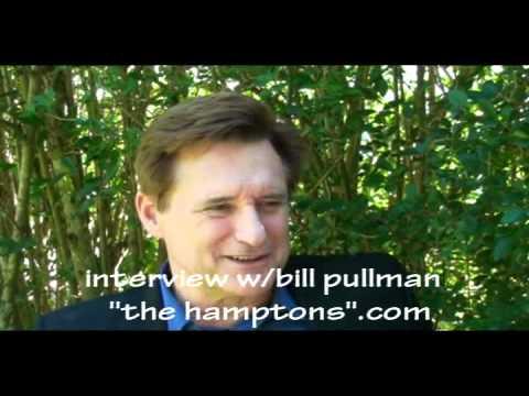 Bill Pullman - The Hamptons International Film Festival