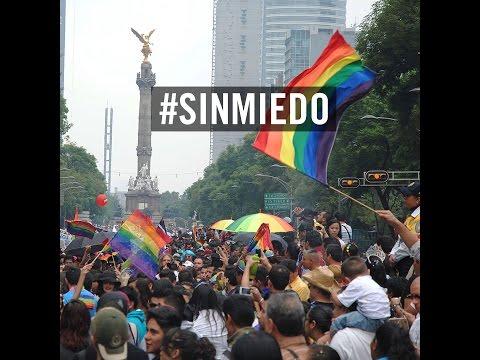 #SINMIEDO La marcha del orgullo LGBTTTIQA
