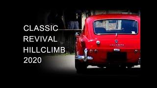 บรรยากาศงาน Classic Revival Hillclimb 2020