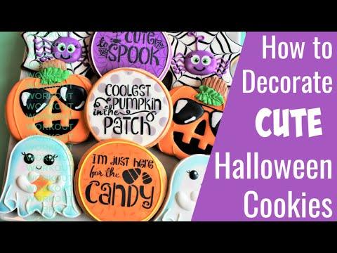 cute-halloween-cookie-tutorial---six-designs!