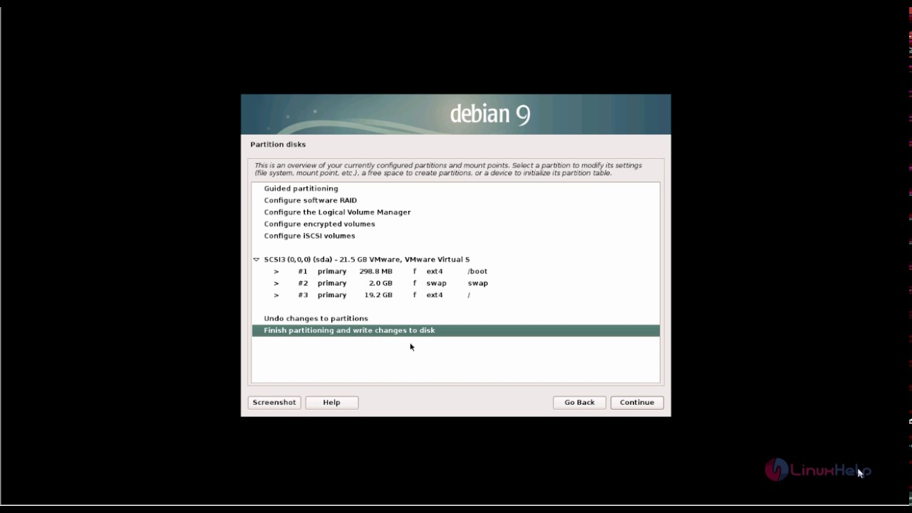 How to install Debian 14
