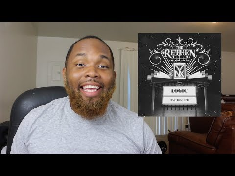 Logic - The Return   Reaction / Review