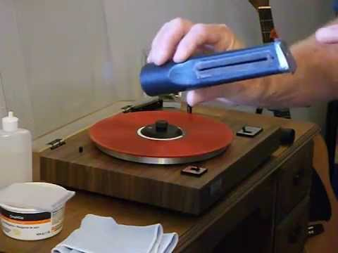 Record Cleaning On The Cheap Youtube