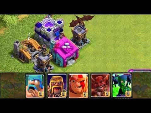 Clash Of Clans Private Server || No Limits ||
