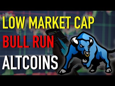 5 Low Market Cap Bull Run 10x Altcoins 2019