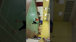 Tempat Sukan badminton kampung marakau ranau sabah