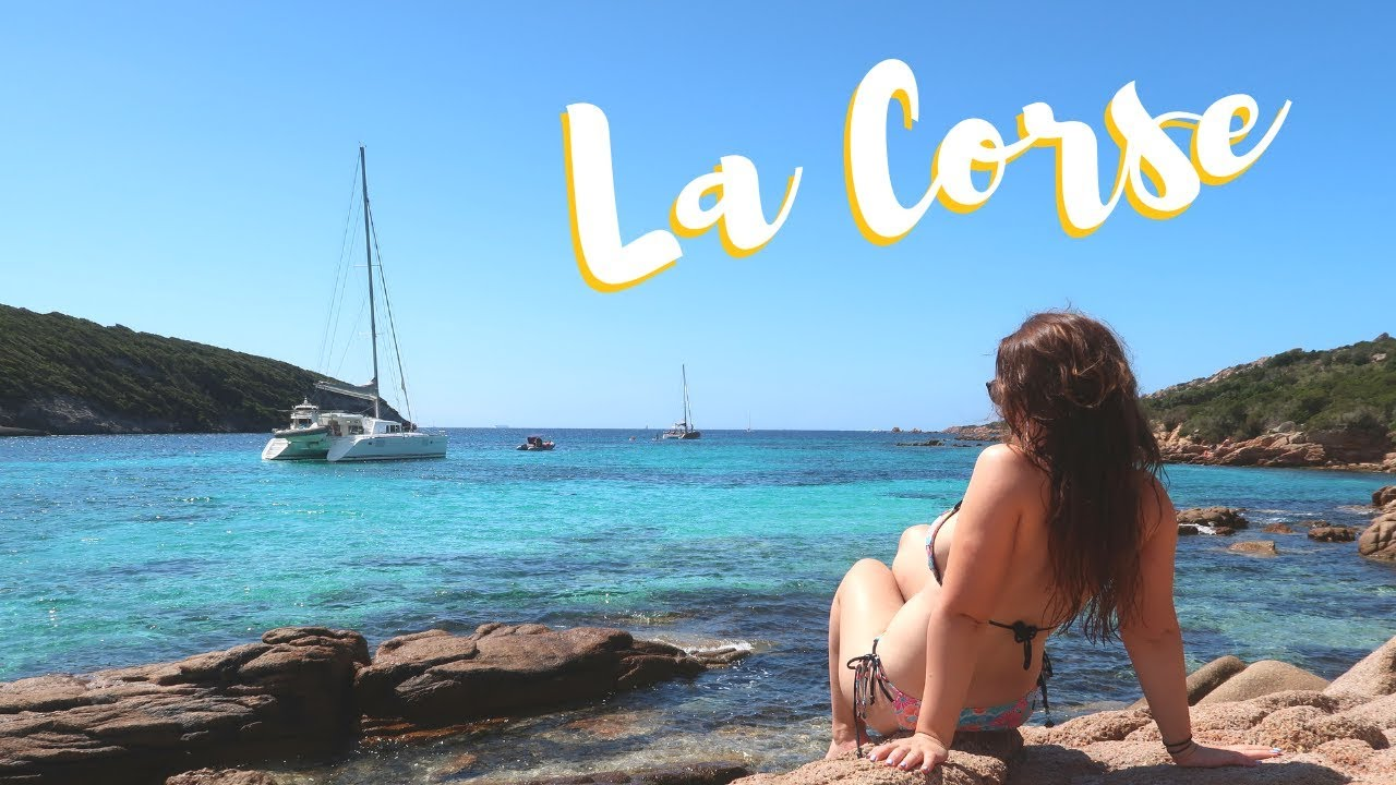 Most Beautiful Region of France?! CORSICA | Explore France | Beautiful Places in  France
