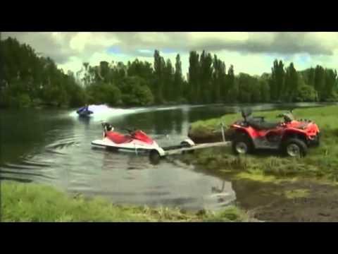 плавающий гидроцикл