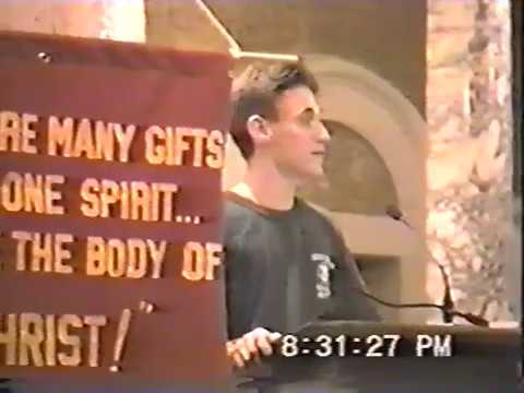 Young NY 1994 Home Video (Includes Vigil from Sacred Heart, Yonkers, NY)