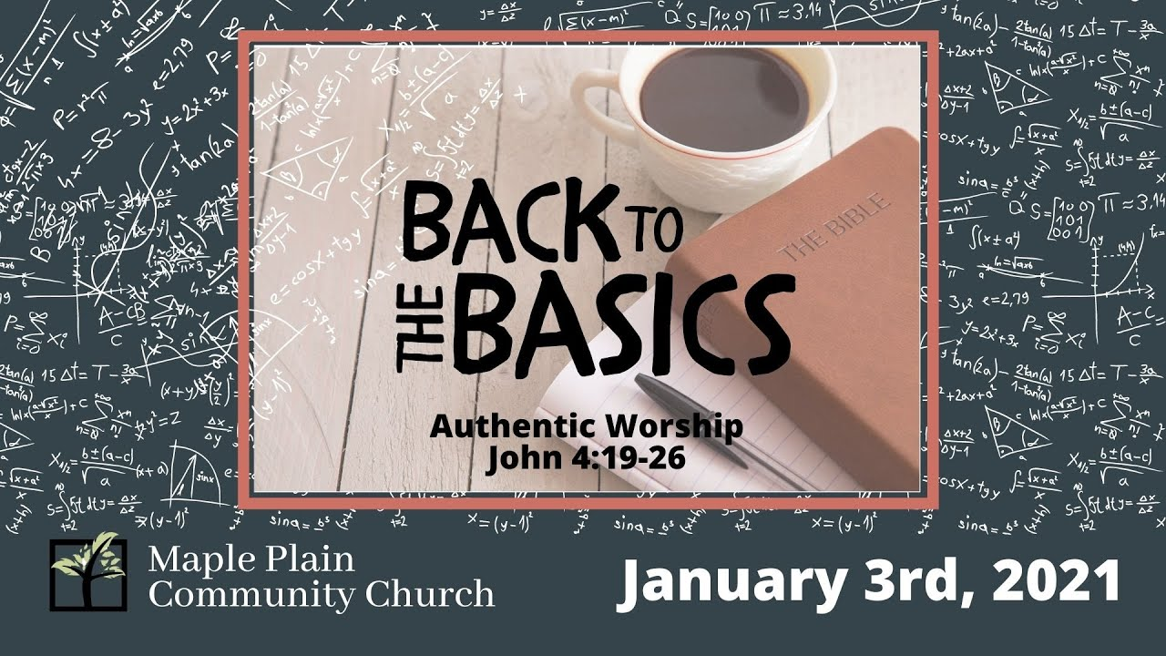 Worship Service for January 3, 2020