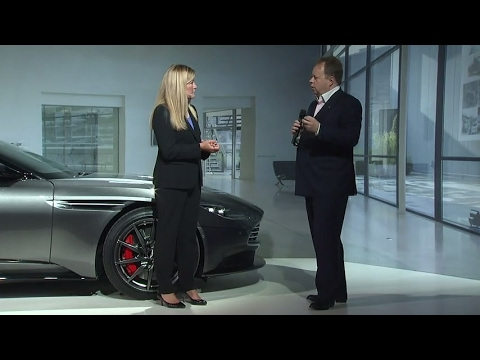 Part 2: Aston Martin demo featuring Sales, Community, Marketing and Apps