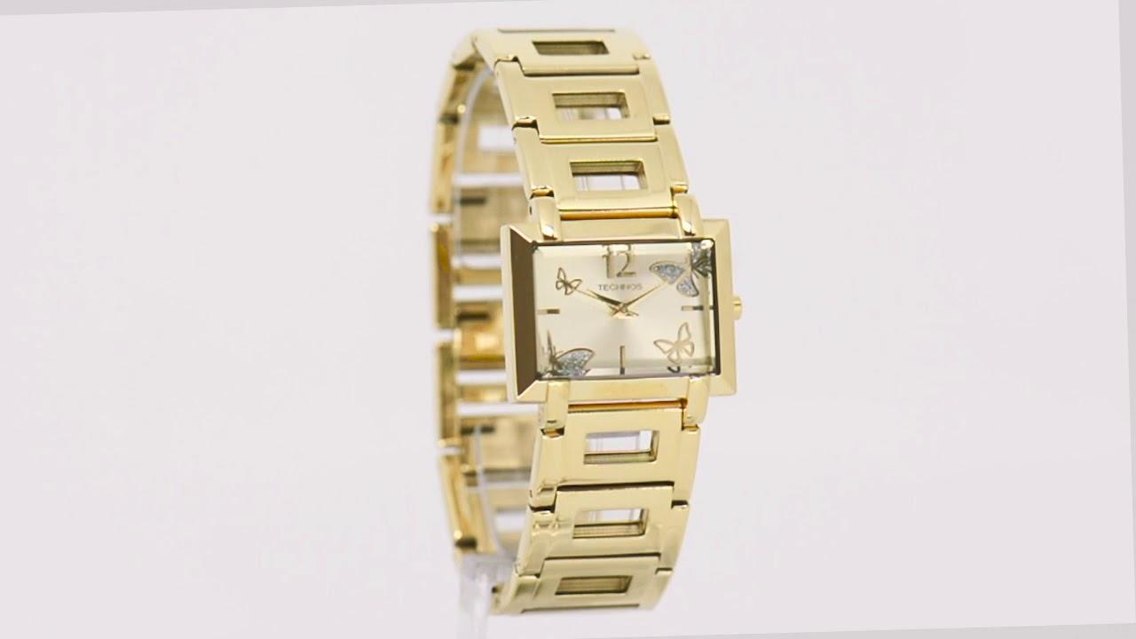 f892472550c9b Relógio Technos Feminino Fashion Trend 2035HHT 4X - Eclock. Eclock Relógios