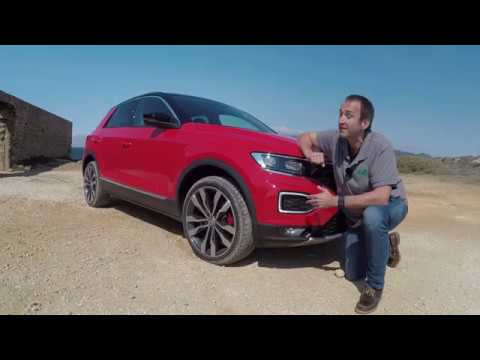 Volkswagen VW T-Roc 2018 - First Drive Video Review
