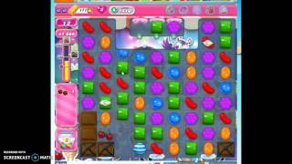 Candy Crush Level 1410 help w/audio tips, hints, tricks
