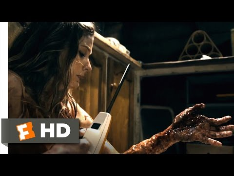 Evil Dead (7/10) Movie CLIP - Cutting Off...