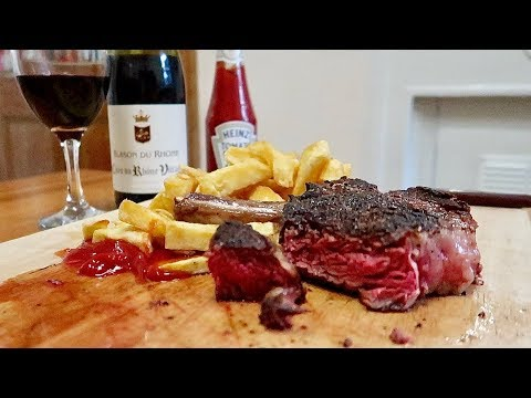 How To Cook The Best Steak Perfect At Home Hawksmoor London Recipe
