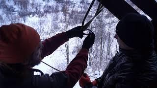 Стажировка работа на высоте, промышленный альпинизм