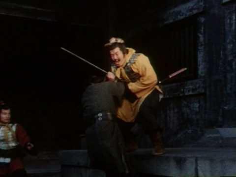 Trailer do filme O Proscrito de Honk Kong