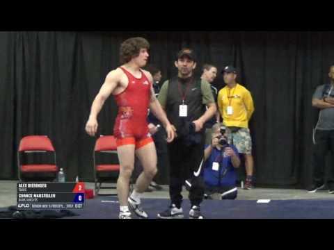 74 Rd of 32 - Alex Dieringer (TMWC) vs. Chance Marsteller (DARK KNIGHTS)