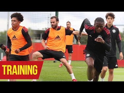 Training | Pre-season preparations underway at Carrington | Manchester United