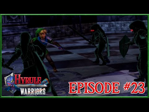 Hyrule Warriors - The Dark Link Inside, Allied Rescue - Episode 23