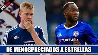 5 Menospreciados por el Chelsea que se volvieron ESTRELLAS