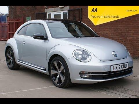 VW Beetle 1.4 Sport for sale