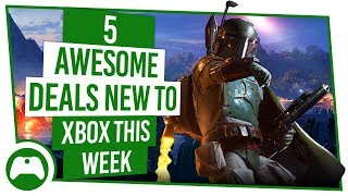 5 Awesome Deals NEW To Xbox This Week