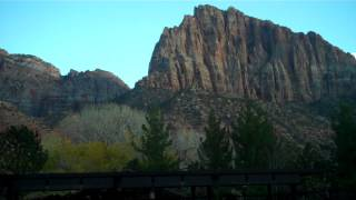 Some places are better than others Zion Nov 2012