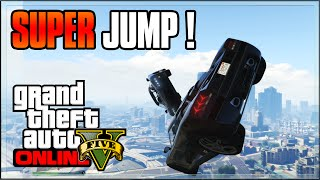THE BUILDING JUMPERS RACE ! - GTA 5 ONLINE ( GTA 5 COURSE WTF )