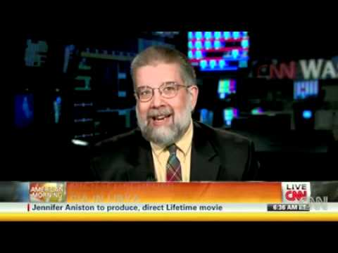 Michael Scheuer Slams CNN Host Over Libya: 'You're Just Carrying the Water for Mr. Obama'