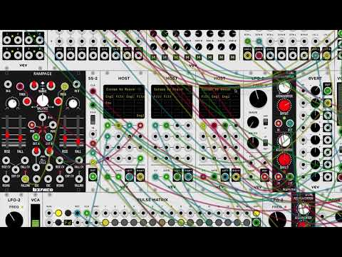 VCV Host - Using Propellerhead Europa VST with VCV Rack Mp3