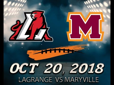 Maryville College Vs LaGrange College Oct 20 (Score Sports)