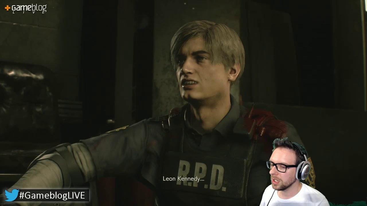 Découvrez l'intégralité de la démo Resident Evil 2 sur PS4 Pro