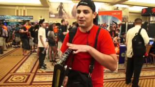 The Fightsticks of EVO 2012