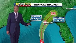 Hurricane Michael path: Category 3 storm heads toward Florida Panhandle