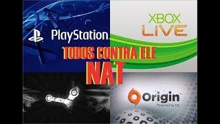 UPNP  adeus problemas de NAT no PLAYSTATION, XBOX E PC!