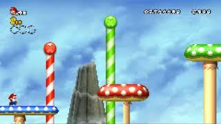 New Super Mario Bros wii 2 the next levels