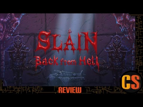SLAIN: BACK FROM HELL - PS4 REVIEW