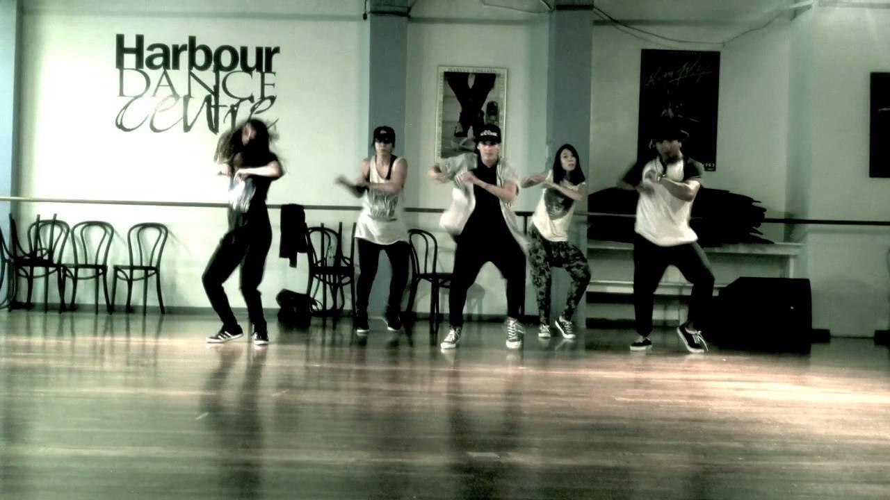 august alsina quotdown right nowquot shauna smith choreography