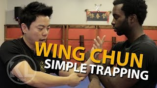 Wing Chun | Simple Trapping Technique streaming