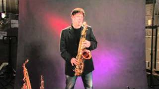 Vento 900 Series Broad Bell Tenor Saxophone