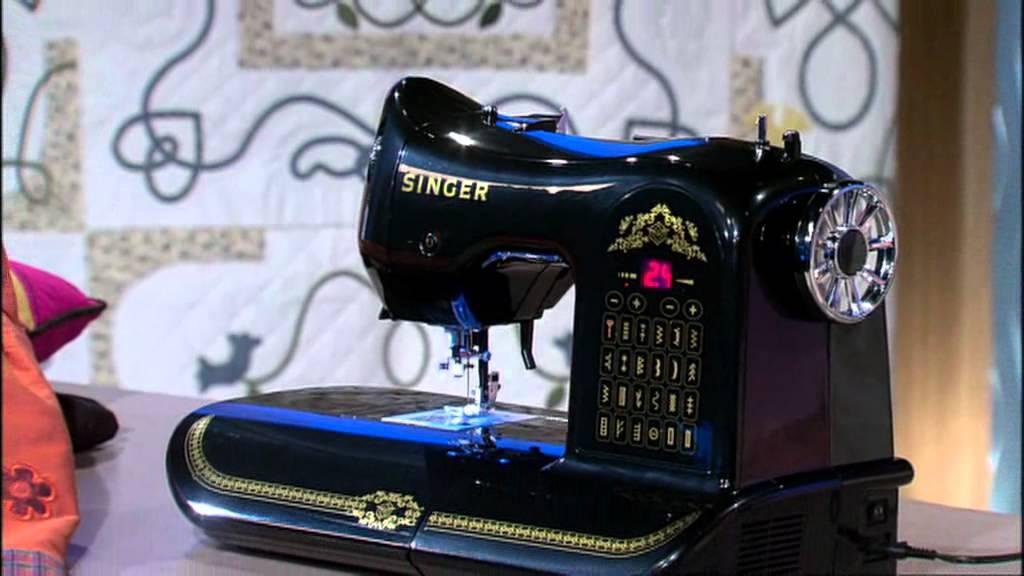 Singer 40 KAKwmv YouTube New Singer Heritage 8768 Sewing Machine