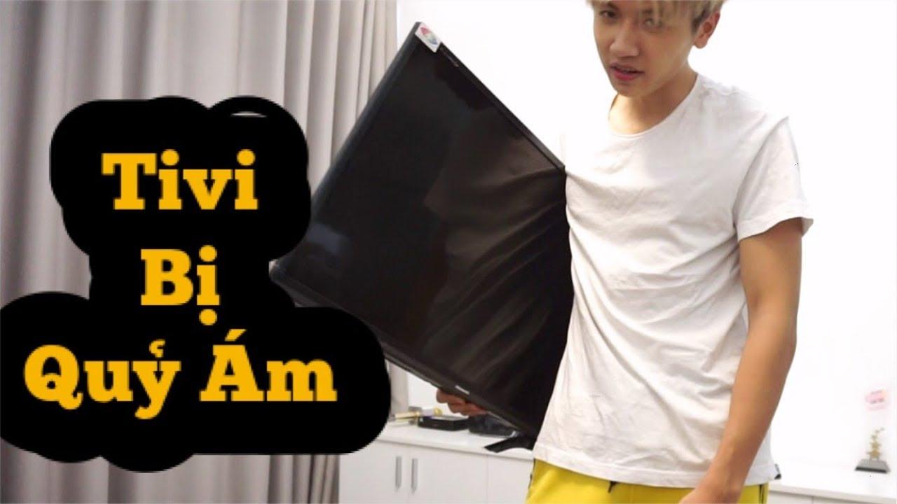 H&M CHANNEL | Chiếc TiVi Bị Ma Ám | CẶP ĐÔI BÁ ĐẠO
