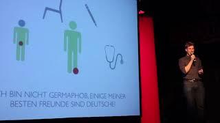 'Meine Freundin wird dich töten' - Kai Rieger beim #61 Science Slam Berlin