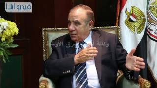 """بالفيديو : رئيس """" التعبئة والإحصاء"""" : الخلفية العسكرية تساهم بقوة في إدارة المؤسسات الهامة"""